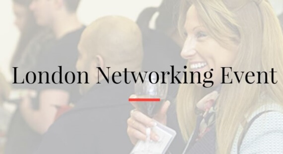 Join us at London Networking Evening