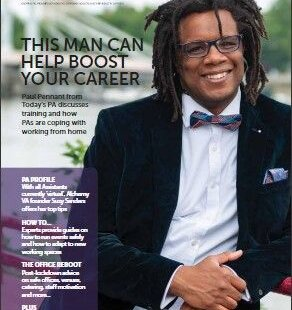 PAul Pennant on the PA Life cover!