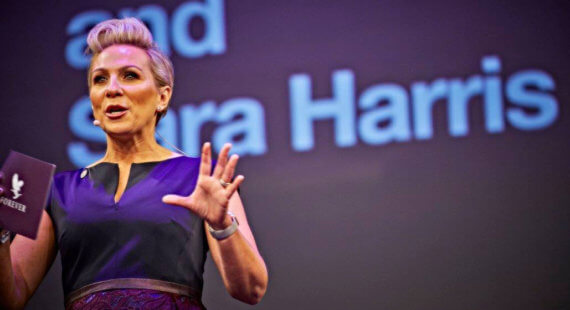 Sara Harris MBE: Our Achievements Are Down to Us (Or How Not to Fear Change)